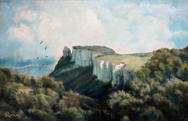 Ian Roan, Campsie, Milton of Campsie, St. Andrew's, Festivals, Scotland