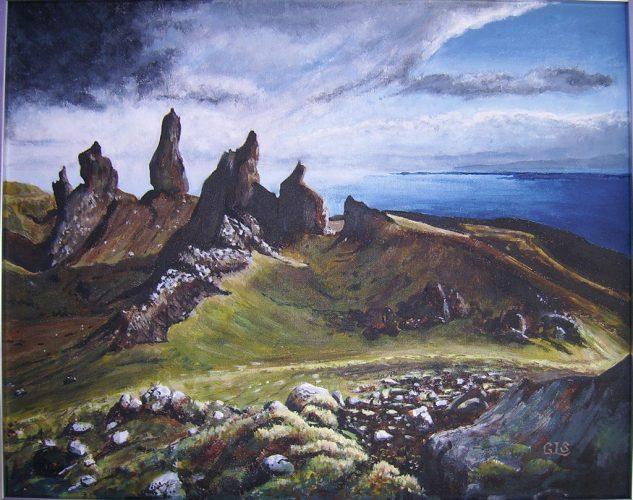 George Smith, Campsie, Milton of Campsie, St. Andrew's, Festivals, Scotland